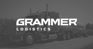 Grammer Logistics Overlay Logo